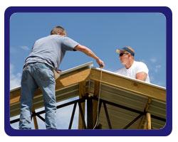 Charlotte roofing installation