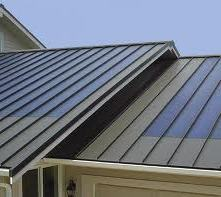 Advanced Roofing and Exteriors installs and repairs metal roofs for barns and businesses..