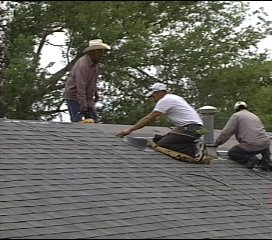 Shingle roof repair Charlotte NC