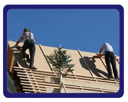 Roof installer