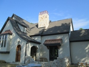 Roof installation from Roofing company Charlotte