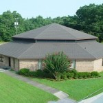 Metal roof installed by Advanced Roofing and Exteriors