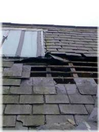 Advanced Roofing and Exteriors repairs hail-damaged roofs and assists with insurance claims